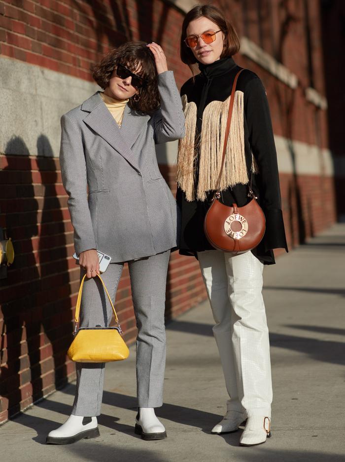 H&M suit: