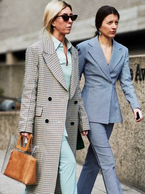 We Keep Seeing This £65 Suit At Fashion Week, and Still Can't Believe It's £65