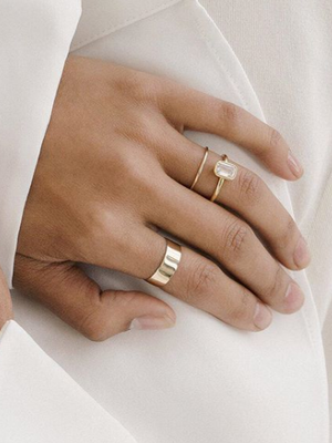 This Non-Traditional Engagement Ring Service Lets You Try Before You Buy