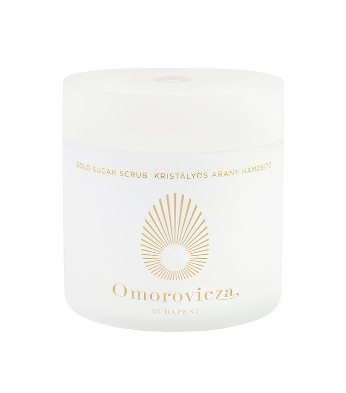 Gold Body Scrub by Omorovicza
