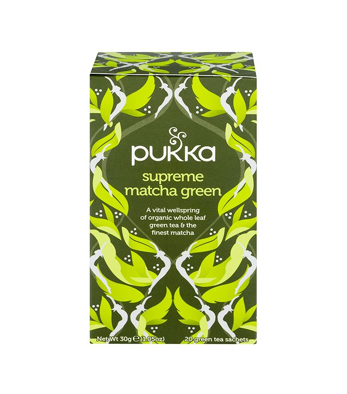 Green Tea Supreme Matcha by Pukka