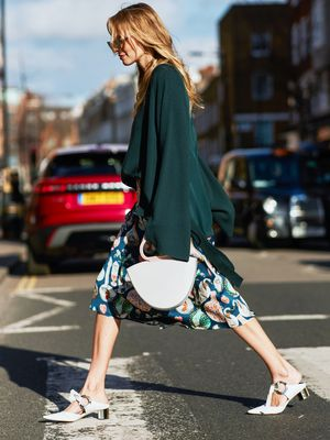 These Are the Affordable Cult Bags Everyone's Wearing at London Fashion Week