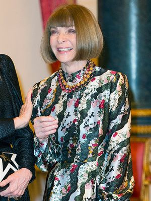Anna Wintour Just Met Kate Middleton—and Yes, They Looked Chic