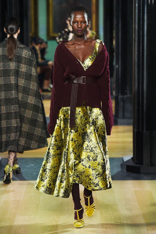 I Would Wear Every Single Look From This LFW Show