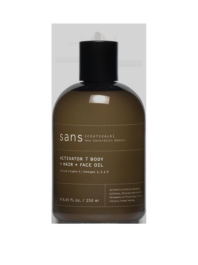 Sans [Ceuticals] Activator 7 Body + Hair + Face Oil