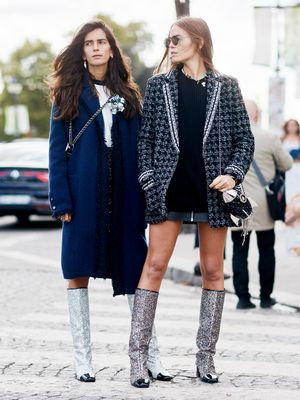 So You Missed the Chanel Show…