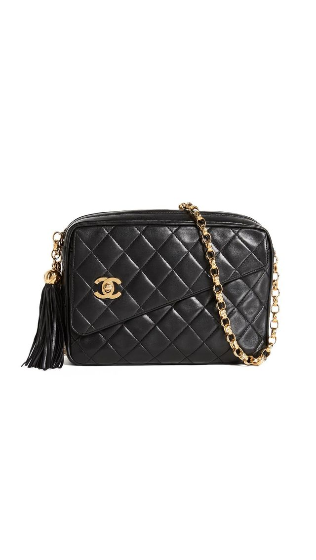 Chanel Lambskin Pocket Bag (Previously Owned)