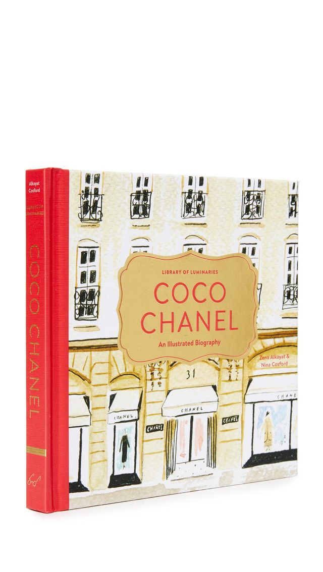 Library of Luminaries: Coco Chanel
