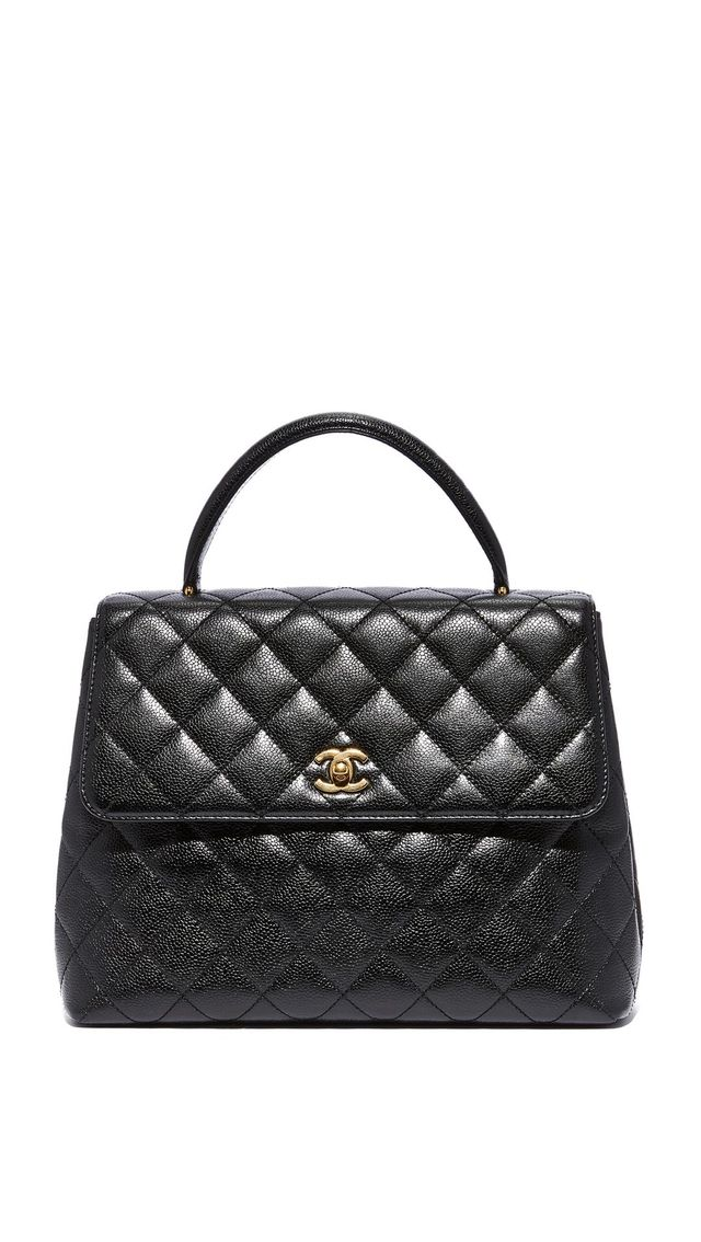 Chanel Kelly Satchel (Previously Owned)