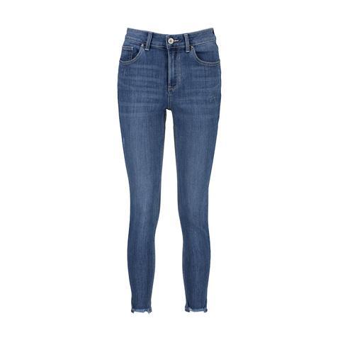 Kmart Ripped Hem Skinny Jean