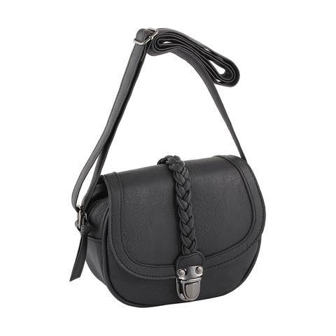 Kmart Plait Trim Crossbody Bag
