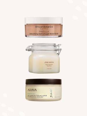 The Best Body Scrubs to Soothe and Smooth Your Dry Winter Skin