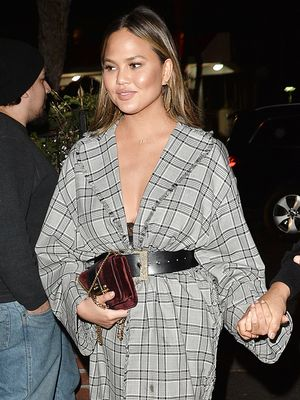 Chrissy Teigen Reveals the Baby Name Everyone Suggests for Her Son