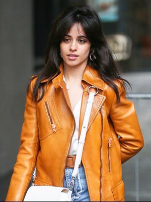 How Camila Cabello Makes Boyfriend Jeans Feel Fresh