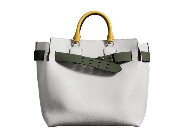 Burberry Medium Leather Belt Bag