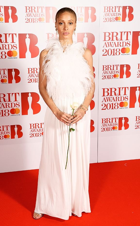 Brit Awards 2018 Fashion