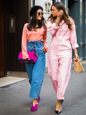10 Reasons You'll Be Wearing a Lot of Pink This Spring