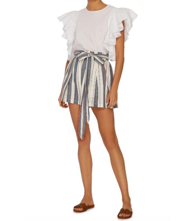 Kilman Pleated Shorts