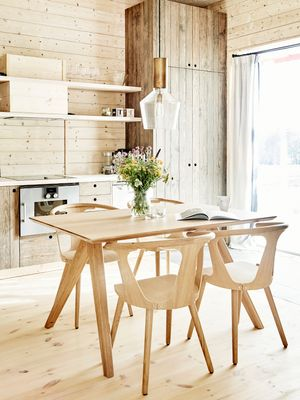 This 1900s Converted Swedish Barn Makes Eco-Friendly a Way of Life
