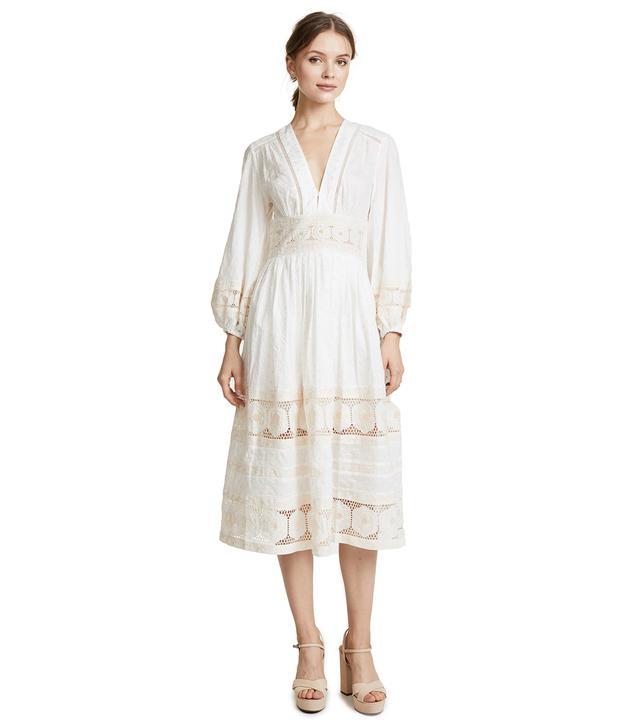 Prima Broiderie Day Dress