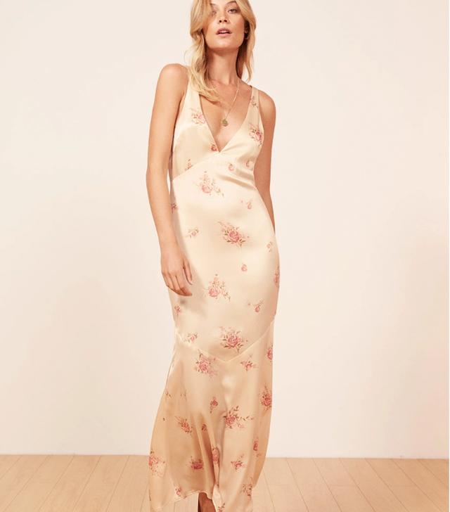 Reformation Malibu Dress