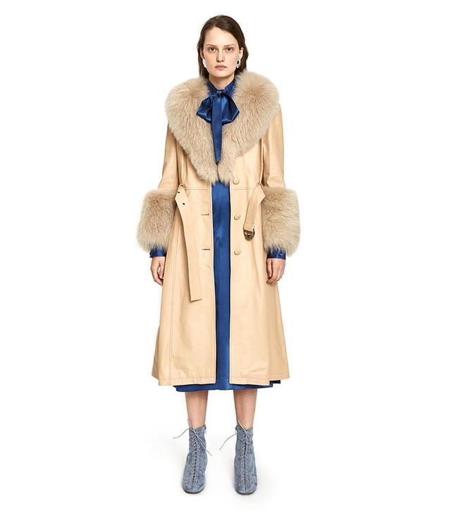 Foxy Beige Coat