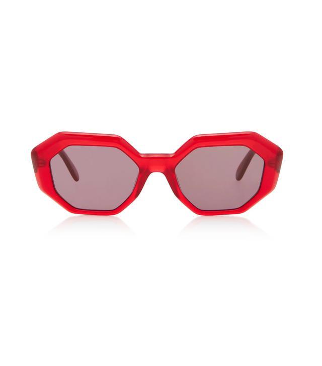 Jacqueline Octagonal Acetate Sunglasses