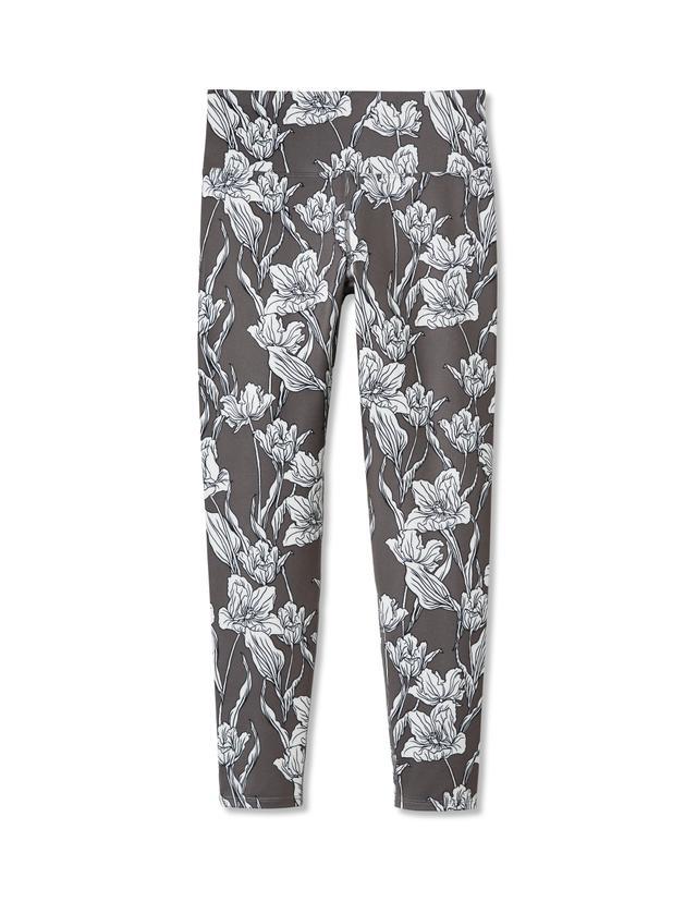 JoyLab Comfort Floral Print Leggings
