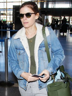 This $60 Jacket Is Officially Celeb-Approved for the Airport