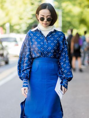 This Is the Easy Trick for Pulling Off a Bohemian Dress