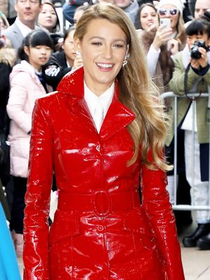 We're Here for Blake Lively's Nostalgic Gossip Girl Moment