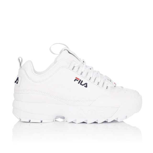 Women's Disruptor 2 Lux Leather Sneakers