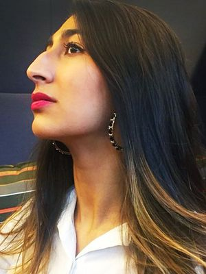 This #SideProfileSelfie Campaign Wants You to Love Your Larger Nose