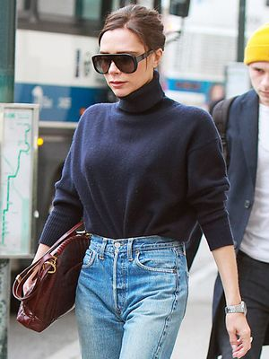 "Victoria Beckham Doesn't Wash Her Jeans ""at All""—Thoughts?"