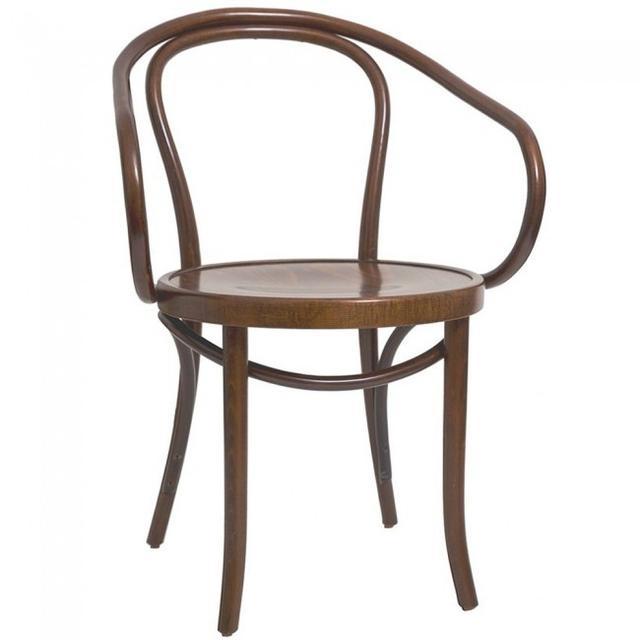 Apex Bentwood Armchair