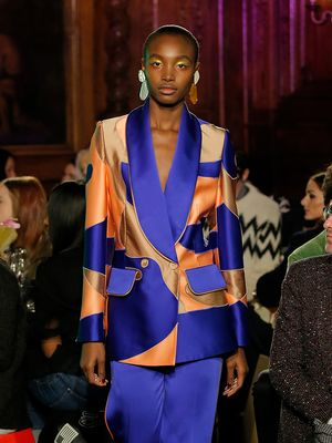 Peter Pilotto's Pastel Kaleidoscope Was Just the Dose of Colour We Needed
