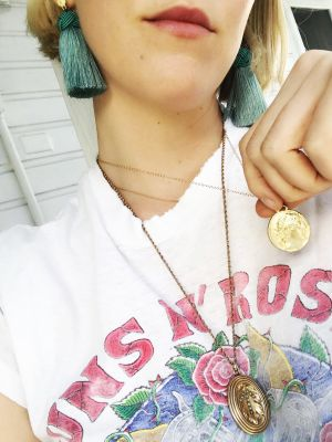 Thanks to the French, These Under-$100 Necklaces Keep Selling Out