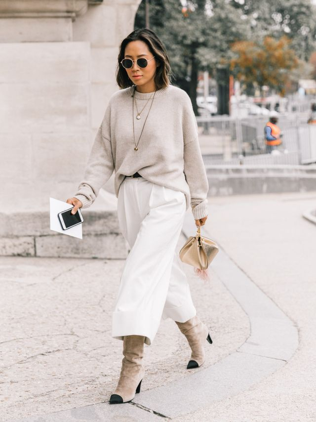 17 Neutral Outfits That Definitely Aren't Boring