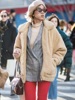 Is it Just Us, or Is This Coat Everywhere?