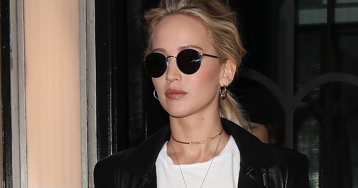 Jennifer Lawrence Just Wore the Outfit You Dream of Wearing When You See Your Ex