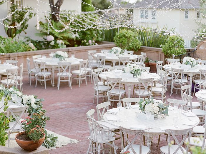 9 of the biggest pinterest wedding trends of 2018 mydomaine junglespirit Gallery
