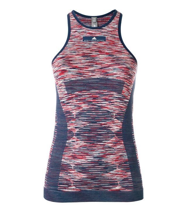 what to wear to yoga: Adidas by Stella McCartney Yoga Tank Top