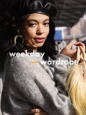 Weekday Wardrobe: Aurora James Knows Good Shoes