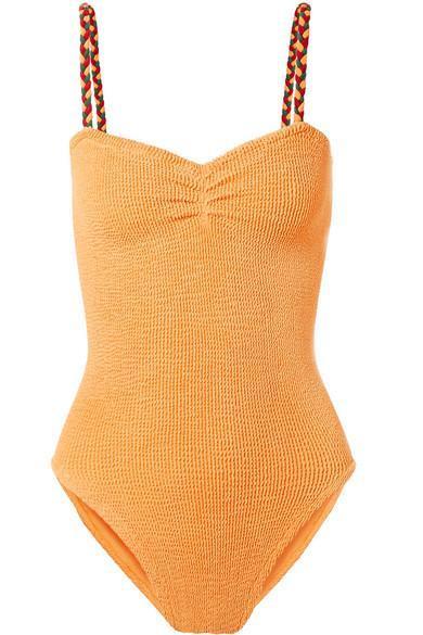 Trina Seersucker Swimsuit