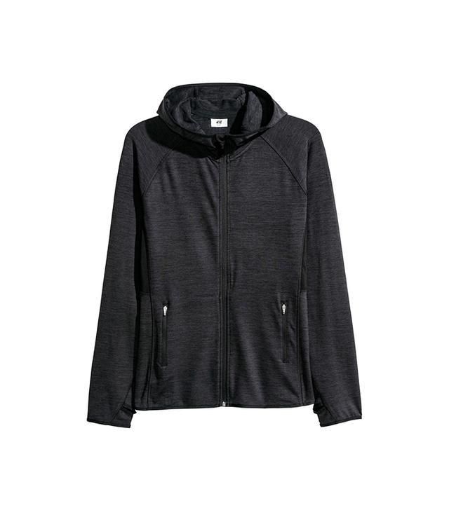 Fleece Outdoor Jacket