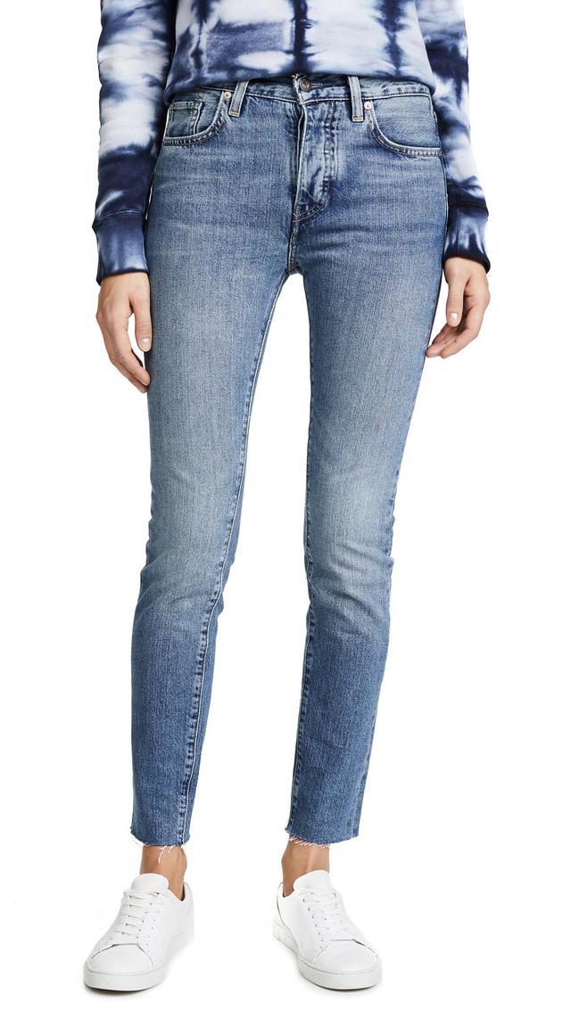 LMC x SHOPBOP Slim Straight Jeans