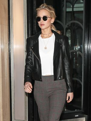 These Pants Look So Average Online But Jennifer Lawrence Convinced Us Otherwise
