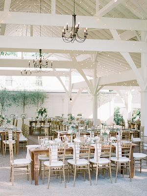 The Wedding Reception Décor You'll See at Every Celebration This Spring