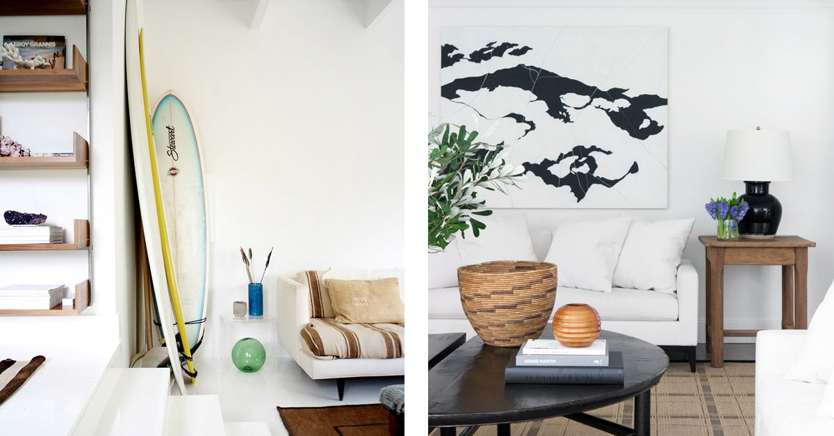 Living Room Wall Décor Ideas So You Can Finally Fill That Blank ...