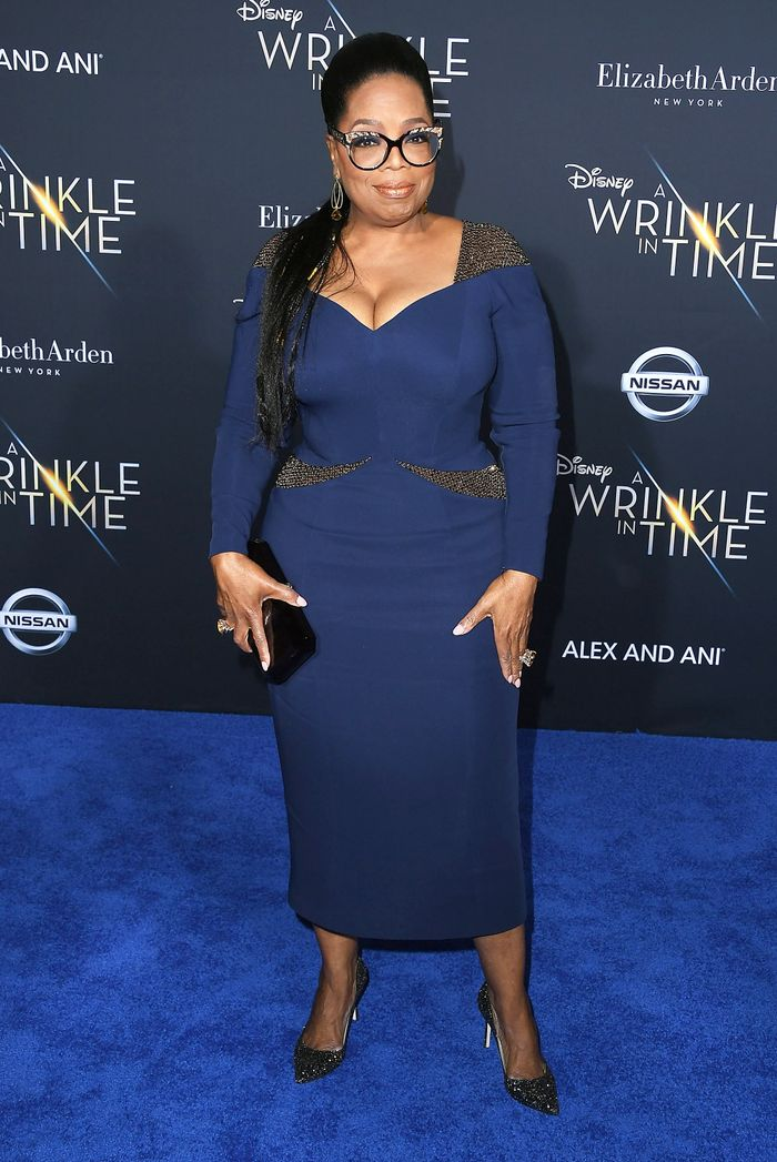 Oprah Reese Witherspoon And Mindy Kaling Are Red Carpet